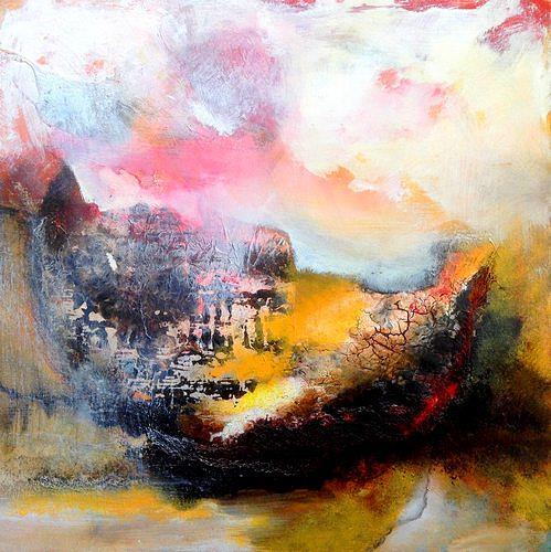 Isabel Zampino, Verlassene Häuser, Wohnen: Dorf, Zeiten: Früher, Gegenwartskunst, Expressionismus