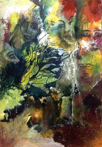 Isabel Zampino, Gesichter - Geschichten, Menschen, Menschen: Gesichter, Gegenwartskunst