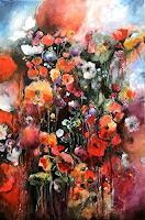 Isabel-Zampino-Pflanzen-Blumen-Zeiten-Sommer-Gegenwartskunst-Gegenwartskunst