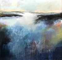 I. Zampino, über der Nebelgrenze