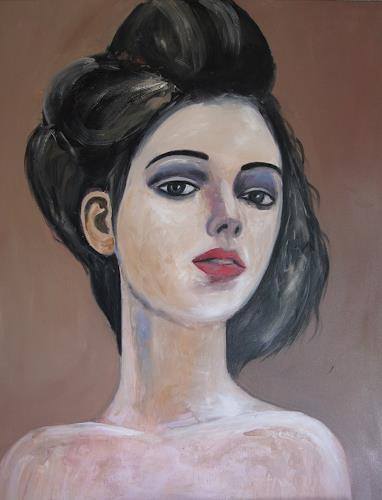 Els Driesen, marja, Menschen: Frau, Menschen: Porträt, expressiver Realismus