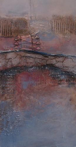 Els Driesen, far from home, Abstraktes, Natur: Wasser, Abstrakte Kunst
