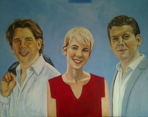Els Driesen, Pim,Dirk en Careen, Menschen: Gruppe, Menschen: Porträt