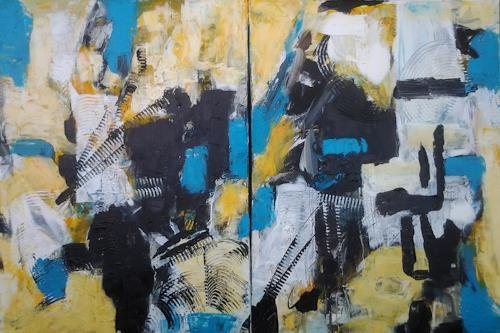 Els Driesen, O/T, Bewegung, Abstraktes