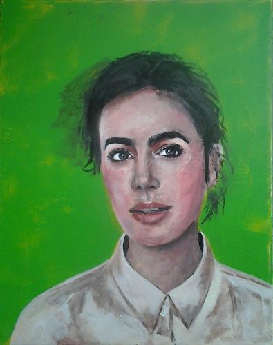 Els Driesen, Atria, Menschen: Porträt, Menschen: Frau, Impressionismus