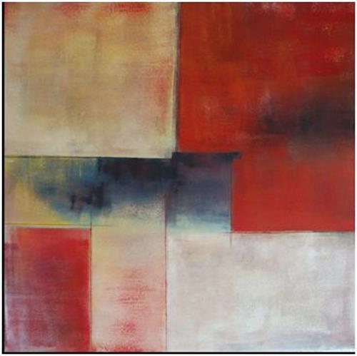 Doris Jordi, Emotionen, Abstraktes, Moderne