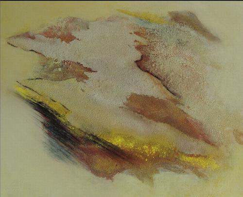 Doris Jordi, Erde, Abstraktes, Landschaft: Ebene