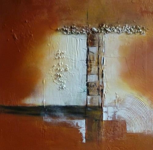 Doris Jordi, mystery, Abstraktes, Moderne