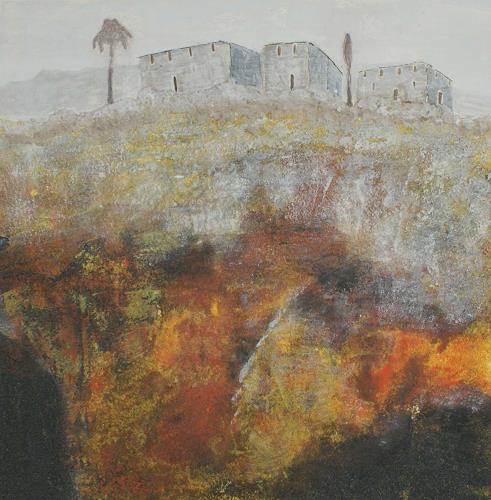 Doris Jordi, Toscana II, Diverse Landschaften, Dekoratives