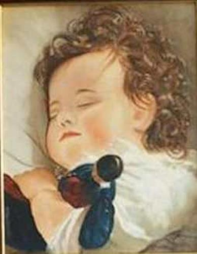 Doris Jordi, child's love, Menschen: Kinder, Menschen: Porträt, Romantik