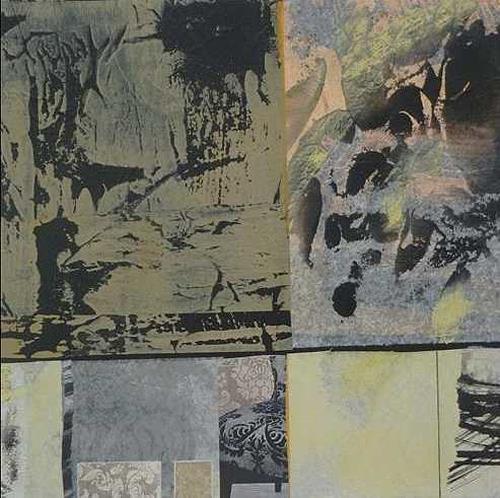 Doris Jordi, Geheimnis Erde, Abstraktes
