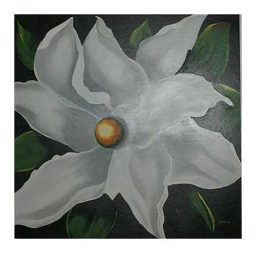 Doris Jordi, Hibiskus, Pflanzen: Blumen, Dekoratives