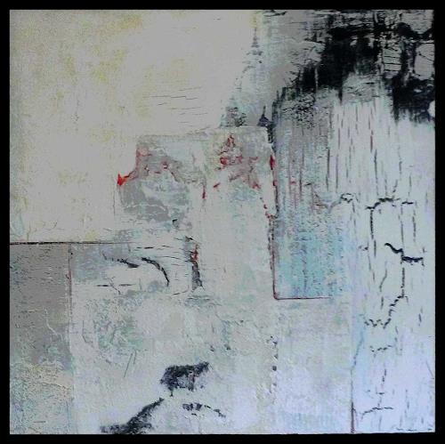 Doris Jordi, Verborgenes I, Abstraktes, Dekoratives