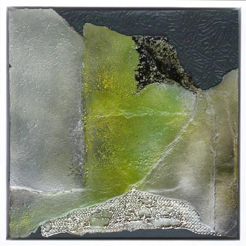Doris Jordi, es grünt auf dem Dach, Abstraktes, Diverses
