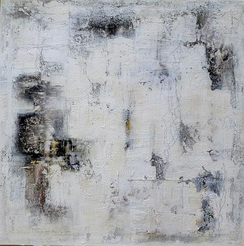 Doris Jordi, Ruhe und Bewegung, Abstraktes, Dekoratives