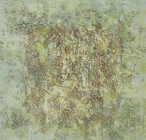 Doris Jordi, oceanic plankton, Natur: Wasser, Dekoratives, Expressionismus