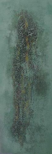 Doris Jordi, Meerestiefe, Abstraktes, Dekoratives