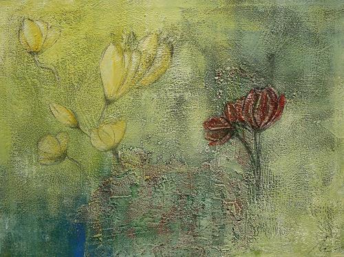 Doris Jordi, endlich Sommer..., Diverses, Pflanzen: Blumen