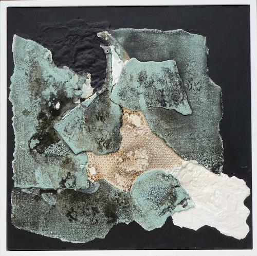 Doris Jordi, Malachit, Abstraktes, Dekoratives