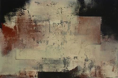 Doris Jordi, Entspannung, Abstraktes, Dekoratives