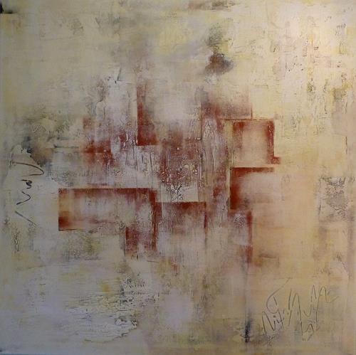Doris Jordi, kreuz und quer, Abstraktes, Dekoratives