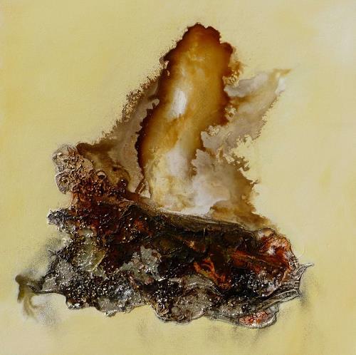 Doris Jordi, Vulcano, Natur: Gestein, Natur: Feuer, Expressionismus