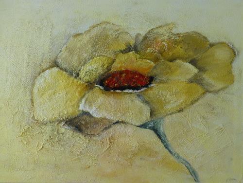 Doris Jordi, Fleur des champs, Pflanzen: Blumen, Dekoratives