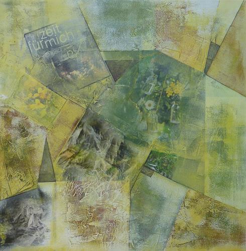 Doris Jordi, Zeit für mich, Diverses, Gefühle, Abstrakte Kunst, Expressionismus