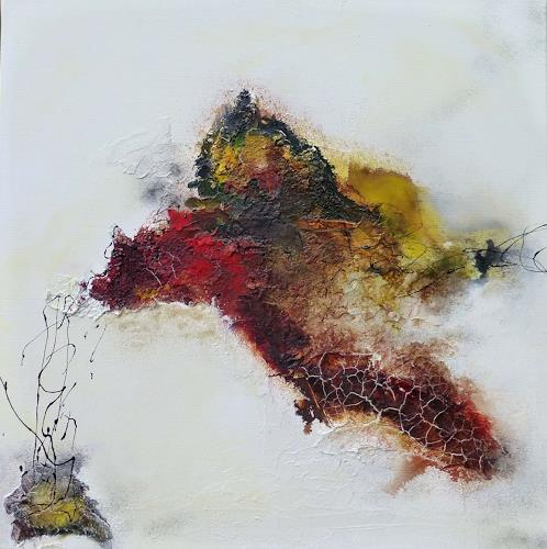 Doris Jordi, wenn Eisen glüht....., Abstraktes, Dekoratives