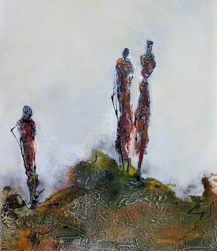 Doris Jordi, Massai, Menschen: Gruppe, Menschen: Familie