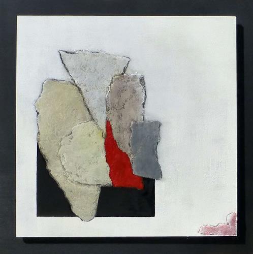 Doris Jordi, Mosaik, Dekoratives, Abstrakte Kunst