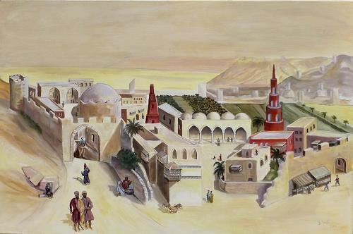 Doris Jordi, Marokko, Geschichte, Markt