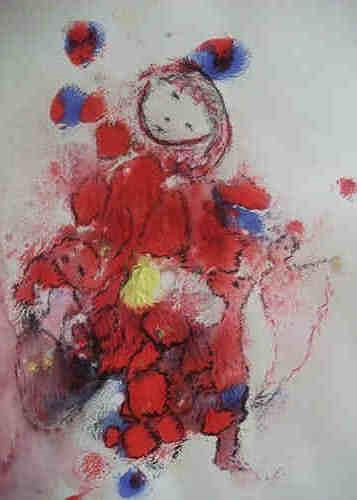 Dorothea Tlatlik, Kindheitserinnerungen, Menschen: Kinder, Expressionismus