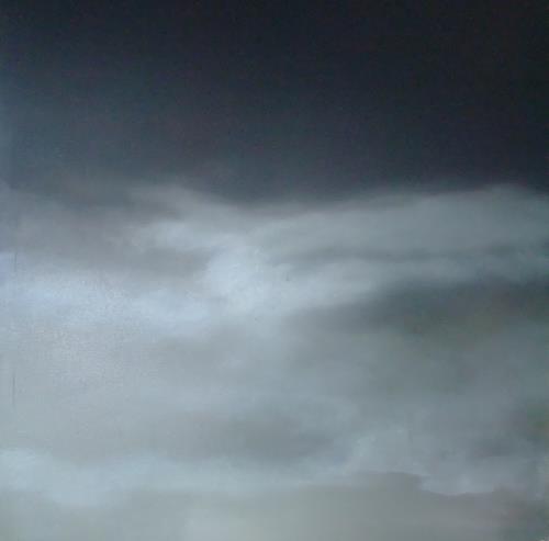 Dorothea Tlatlik, Salz auf meinen Lippen, Landschaft, Gefühle, Abstrakte Kunst, Expressionismus