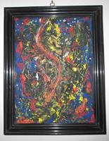 Rudolf-Olgiati-Fantasie-Abstraktes-Gegenwartskunst-New-Image-Painting