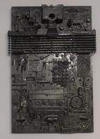 Rudolf-Olgiati-Fantasie-Diverses-Moderne-Abstrakte-Kunst