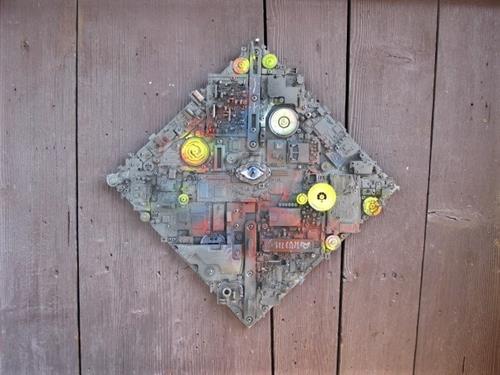 Rudolf Olgiati, planetarium, Fantasie, Abstraktes, Abstrakte Kunst