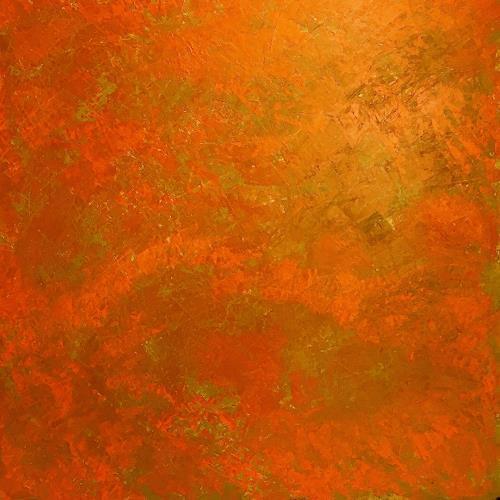 Barbara Pissot, Lava, Abstraktes, Gegenwartskunst, Expressionismus