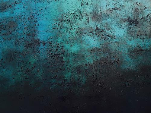 Barbara Pissot, Malta, Abstraktes, Gegenwartskunst, Abstrakter Expressionismus