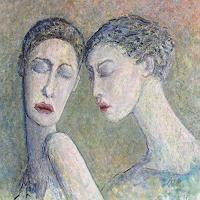 zanzib-Menschen-Gesichter-Menschen-Frau-Gegenwartskunst-Neo-Expressionismus
