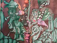 TraumraumAK-Diverse-Erotik-Moderne-Pop-Art