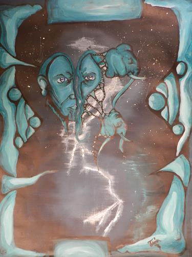 TraumraumAK, ..., Abstraktes, Pop-Art